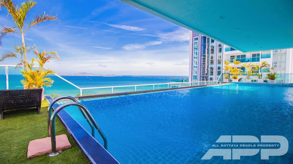 The View Cozy Beach Residence 24